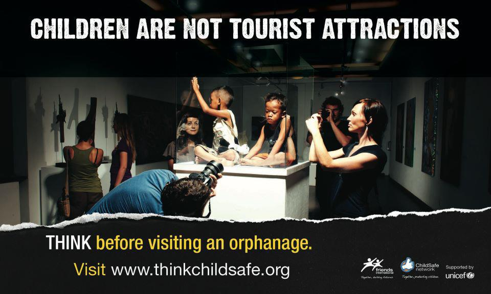 Children are not tourist attractions - Child safe policy of Viet Green Travel
