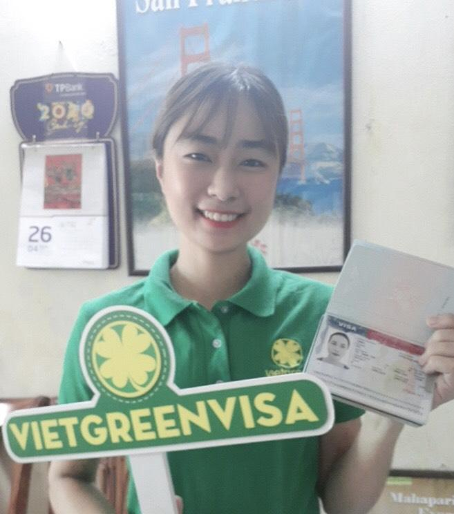 Viet Green Visa Privacy Policy