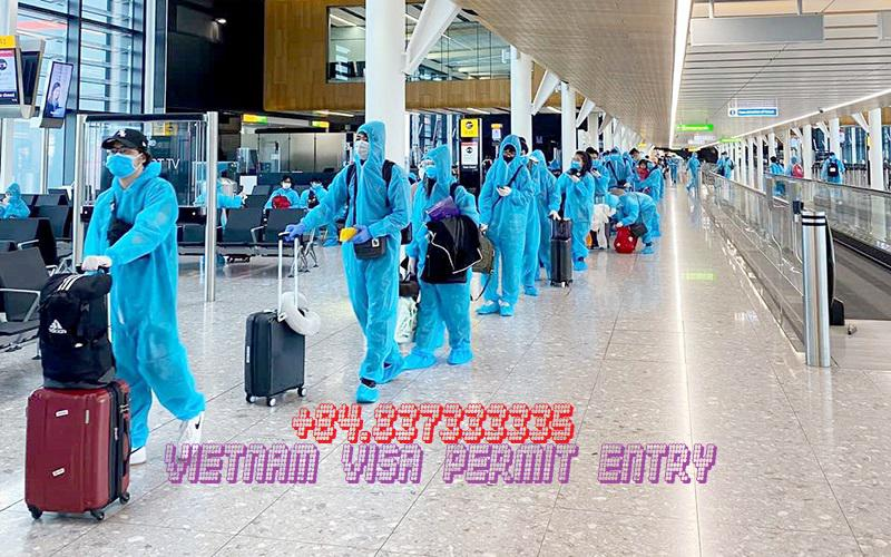 How to Get Vietnam Entry Permit in Covid 19