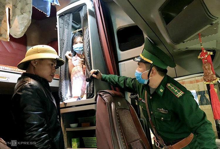 Vietnam - Laos Border is a potential Covid-19 spreader