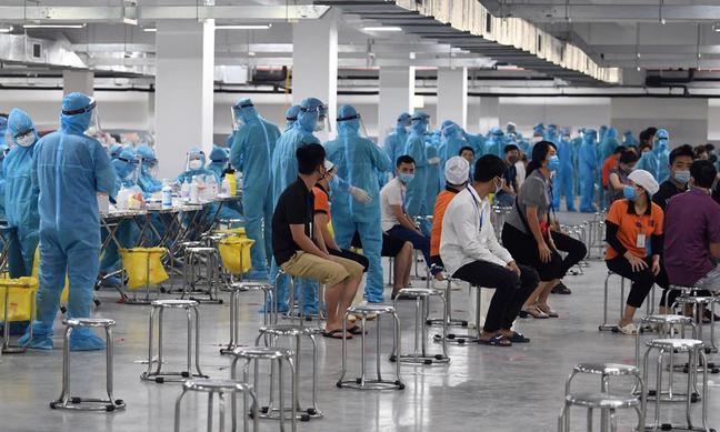 Vietnam records 28 more local Covid-19 cases