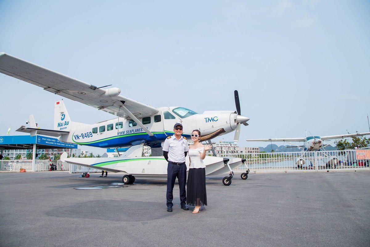 Charter Seaplane From Saigon to Amanoi Resort