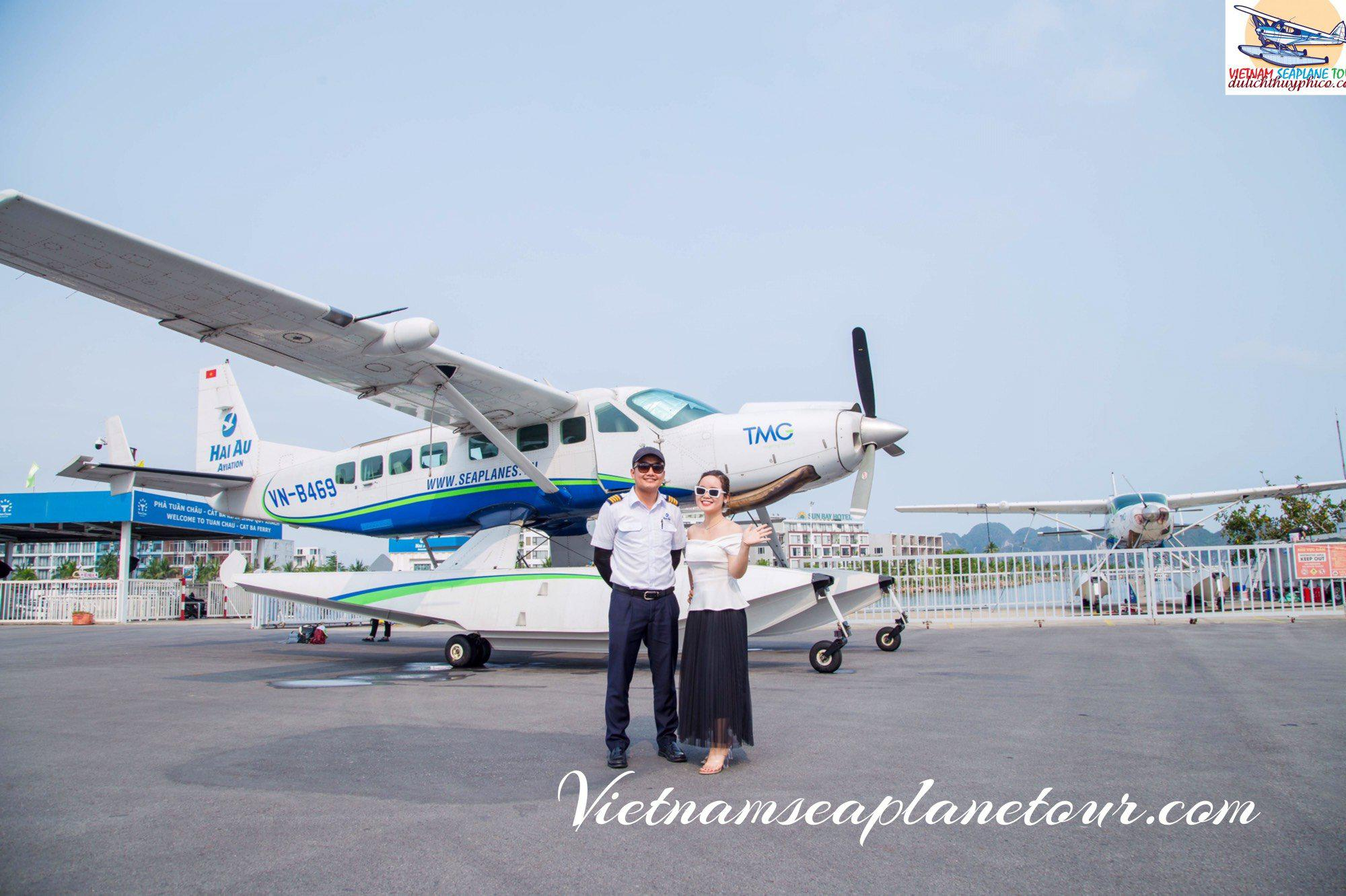 10 Exeptional Features of Vietnam's Seaplane Ride