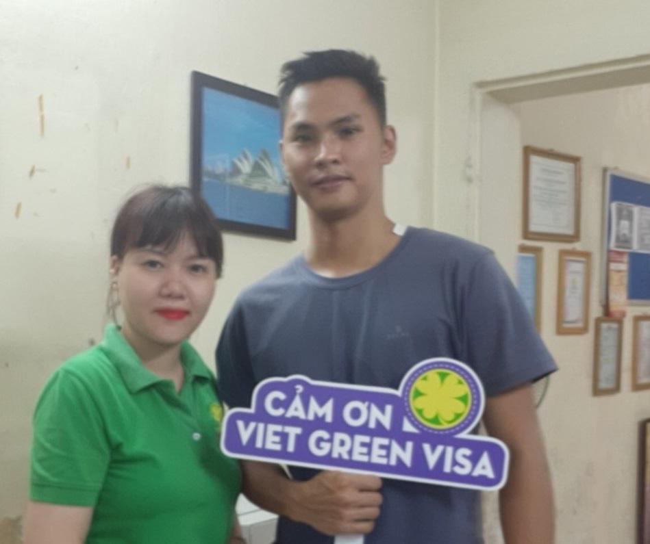 VietGreenVisa.com  Customers Testimonials
