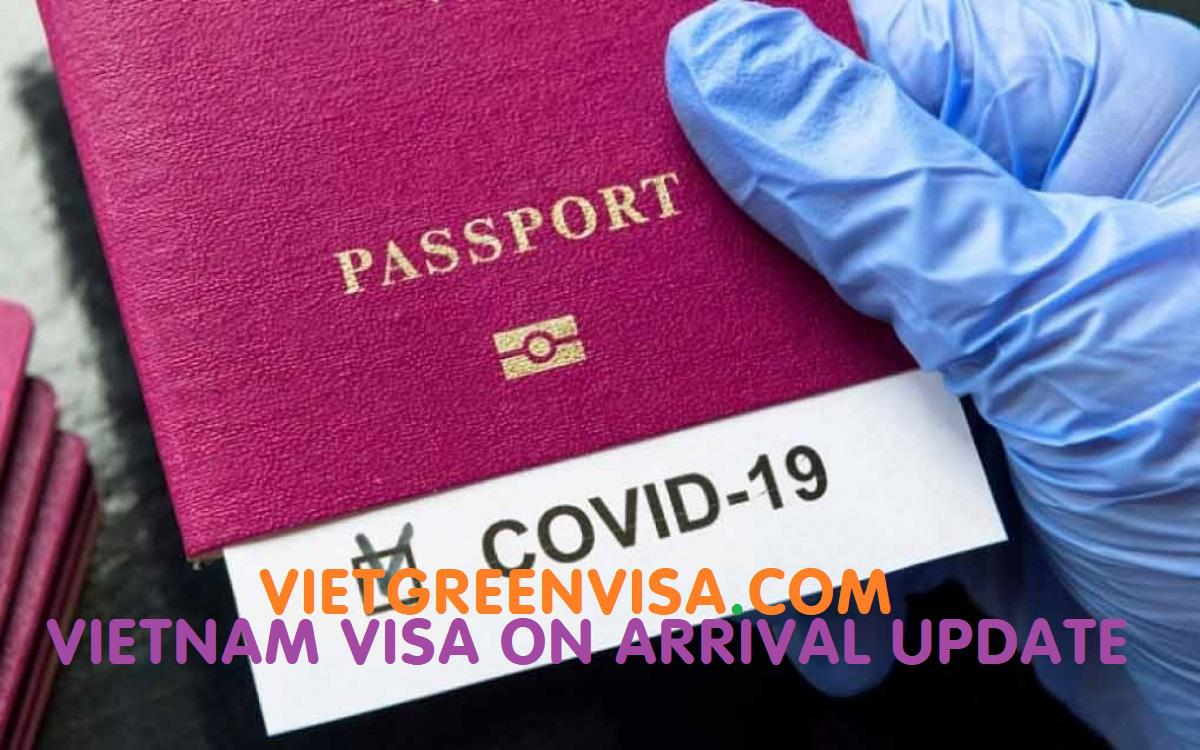 Vietnam Visa Arrival during Pandemic Covid-19