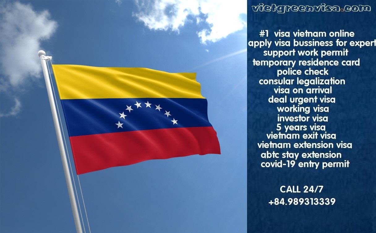 Vietnam Visa for Venezuela Citizens