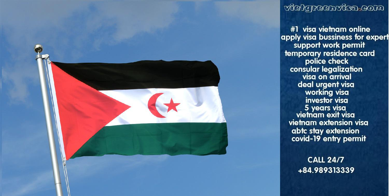 Vietnam Visa for Western Sahara Citizens