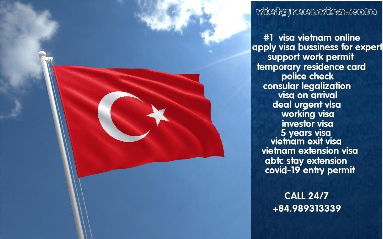 Vietnamese Embassy in Turkey