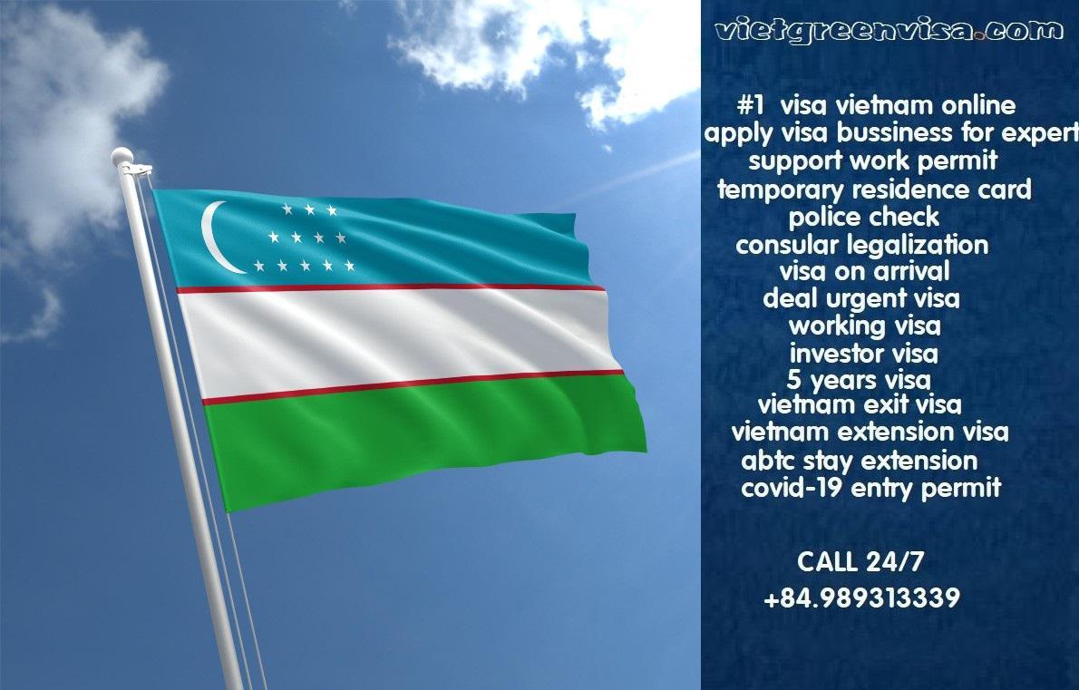 Vietnamese Embassy in Uzbekistan