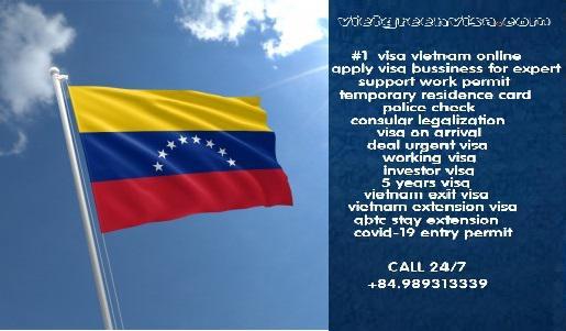 Vietnamese Embassy in Venezuela