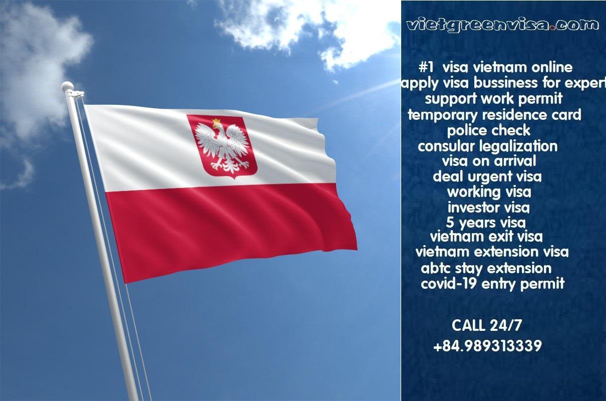 How to get Vietnam visa in Poland