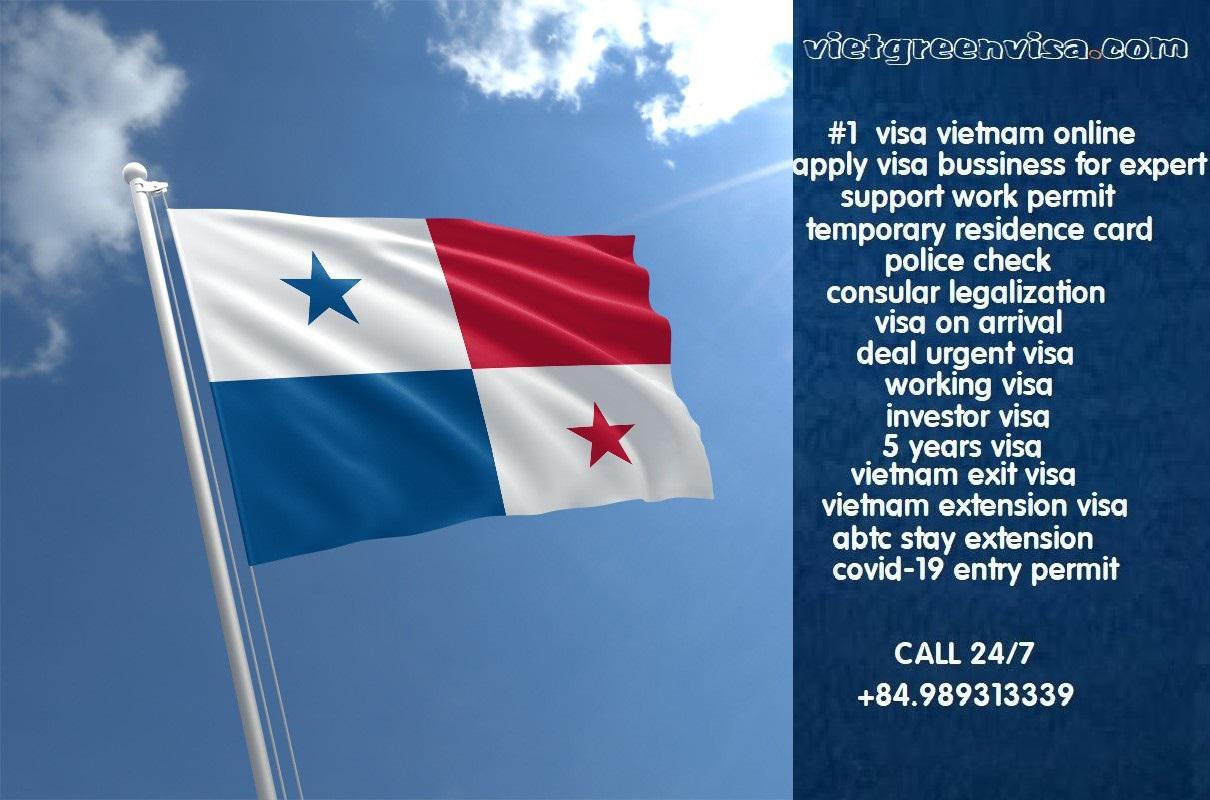 How to get Vietnam visa in Panama