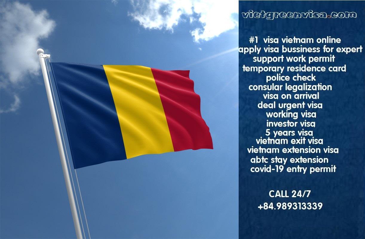 How to get Vietnam visa in Romania