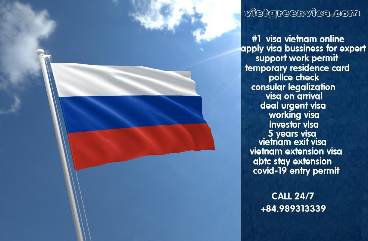 How to get Vietnam visa in Russia