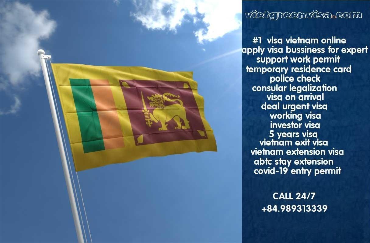 How to get Vietnam visa in Sri Lanka