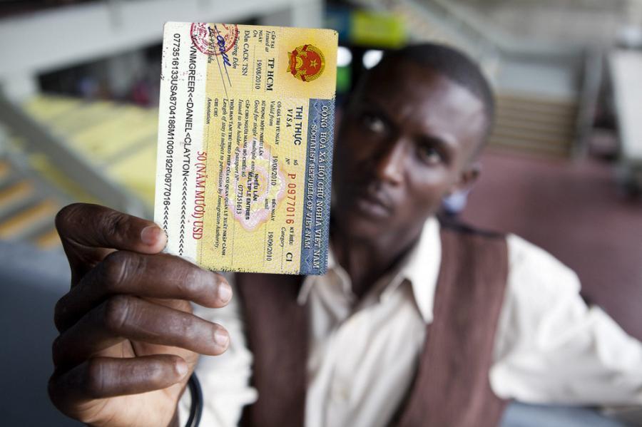 Download Vietnam Visa Application Forms